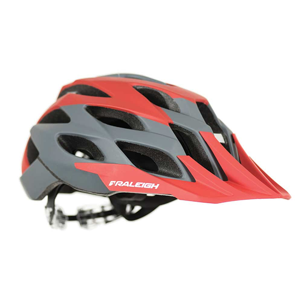 Raleigh TYR Helmets - Red