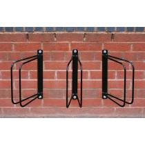 Wall mounted cost saver bike rack