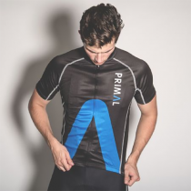 Primal Aro Evo Cycling jersey - Model Front