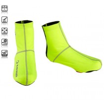Tenn Outdoors Unisex Fluid Water Resistant Overshoes - hiviz