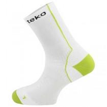 Teko cycling Socks Light Cushion 3/4 Mini-Crew Height