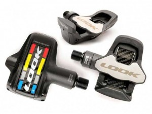 Look Keo Blade 2 Pro Team Carbon Cromo Pedals