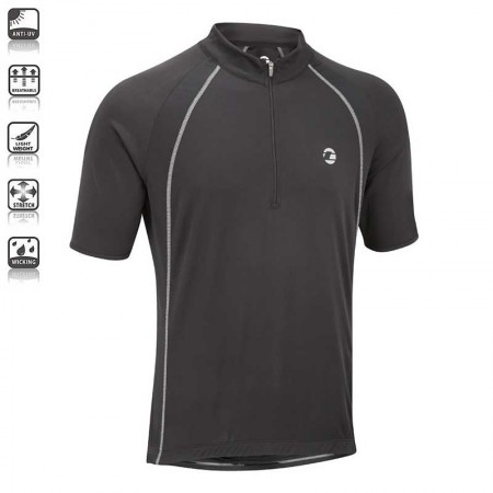 Tenn Outdoors Mens Sprint Short/Sleeve Cycling Jersey