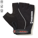Tenn Outdoors Unisex Fusion Fingerless Cycling Gloves/Mitts - Black