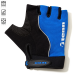 Tenn Outdoors Unisex Fusion Fingerless Cycling Gloves/Mitts - blue
