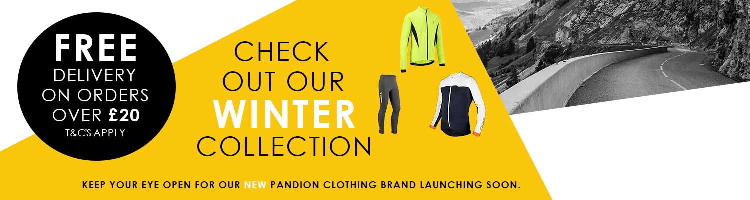 Pandion Cycling winter Collection